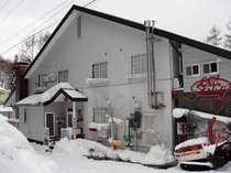 2010年 雪の中のオールド・ストリング