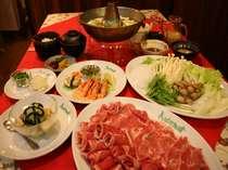 信州アルプス牛を味う★伝統の山岳ホテル料理と温泉貸切