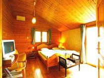 木の香プラン★3室限定ログルームで山岳ホテル満喫
