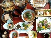 【秋田の旨いのも祭り=当館名物!熊肉料理コース】今!秋田は美味しい季節です!冬のプレミアム企画