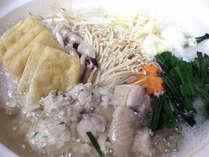 【冬季限定】美味しい冬旅!自慢のちゃんこを食べよう!郷土北秋田出身の豪風(たけかぜ)関応援プラン
