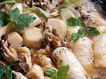 【秋得・秋旅】秋本番!暖かい料理が恋しい季節です!更にグレードアップした特製秋鍋をサービス中です