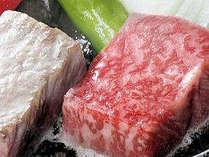 【指定】【グレードアップ和膳】☆森吉牛肉を堪能できるコース☆幻の赤牛!秋田県自慢の牛肉と極上温泉を