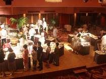 【バイキング イメージ】 ホテル洋食料理と重慶飯店の点心をお腹いっぱい召し上がり下さい
