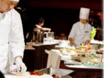【バイキングイメージ】 ホテル洋食と重慶飯店本格四川料理のバイキング