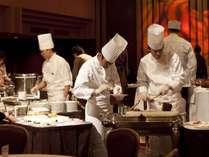 【お正月バイキング】 ホテル洋食と重慶飯店本格四川料理のバイキング!