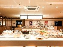 【ブラスリー・ミリーラフォーレ】オープンキッチン・ブッフェボードを新設してリニューアルオープン