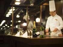 【鉄板焼レストラン 濱】ご利用は完全予約制となります。