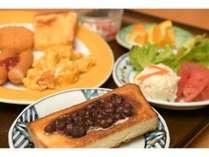名古屋の朝の定番小倉トースト
