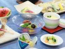 ≪このか御膳≫料理の品数控えめ希望のお客様におすすめ!手軽に楽しむ会席料理◆入浴券特典付