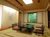 竹林を望む竹取亭和洋室(和室10畳+洋室)