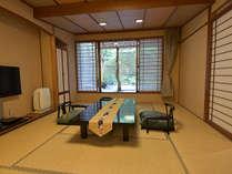 竹取亭スイート403号室 和室