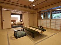 竹取亭スイート404号室 和室