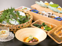 会席料理のイメージ