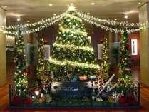 クリスマス装飾(ロビー)