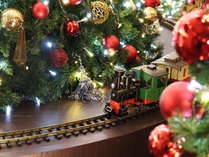 【季節のロビー装飾でお出迎え】(11~12月)クリスマス