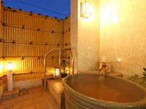 「美人の湯」として人気のおごと温泉を当館では無料貸切風呂でお楽しみいただけます!