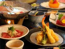 厳選食材をふんだんに味わえる人気NO1会席☆記念日にもおすすめ!お祝いの気持ちを込めてお出し致します。