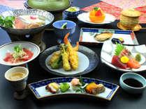 近江の「美味しい」が詰まった四季折々の会席料理