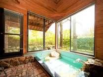 【翁草】客室風呂