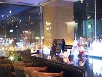 ◆旭川の夜景をバーアウルでどうぞ。展望カラオケもあります♪