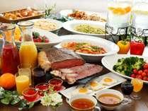 【2020年2月 レストランハレルOPEN】旭川近郊の食材をふんだんに使用した朝食でパワーチャージ!