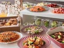 14階展望レストランがリニューアル♪7月より朝食はブッフェスタイルで営業中です!