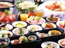 【基本】1泊朝食付プラン~和食or洋食+京おばんざい等60種のバイキング~