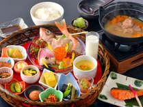 豊富な函館の新鮮食材を堪能いただける「和洋の選べる朝食プレート」をご用意しております