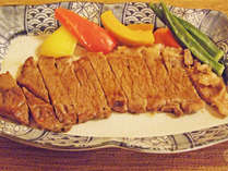 絶品!四万十ブランド豚「四万十ポーク米麹ステーキ」