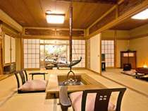【温泉露天風呂付客室】「大観」のお部屋