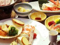 旬の素材を使ったお料理は何が出てくるかお楽しみ♪和と伊2人のシェフが腕を振るいます!