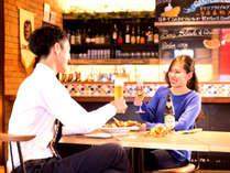 """「かんぱ~い♪」小倉で楽しむ""""美味しい西欧""""料理もお酒も美味しくて、会話も弾んじゃう♪"""