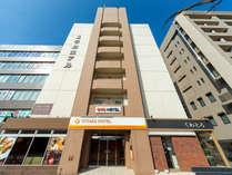 外観 小倉駅からすぐ!アクセス良好なホテルです。