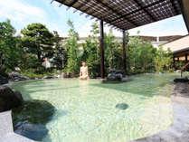 【華咲の湯】静岡県下最大級の温泉施設「華咲の湯」に最大37時間入り放題