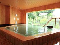 【ひとと季の湯】静寂に包まれた露天風呂をご宿泊のお客様だけにご用意しております
