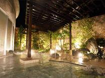 【静岡県下最大級の天然療養温泉】華咲の湯
