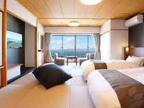 ■和洋室「レイクビューステイ」:スカイコート棟/禁煙/浜名湖側