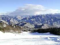 「もっと寒くなれっ!」都心からとにかく近い♪ノルン水上スキー場『1日リフト券付』≪2食付き≫