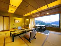 """■最上階の貴賓室-蓬莱-■""""大人の隠れ家""""をイメージした雅な和室"""
