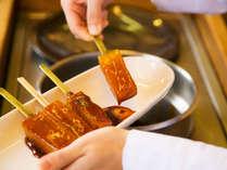 ■朝食■自家製の味噌&蒟蒻は大人気♪