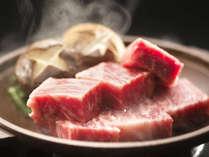 ■料理一例■Aランク上州牛陶板焼きイメージ。