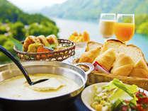 ■朝食■『豆富屋さんのバイキング』 出来立て豆富や豆乳パンなど、当館ならではの品々が人気♪
