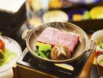 牛ステーキと豆富懐石の饗宴をお楽しみ下さい。
