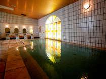 【女性大浴場】湧出量、泉質、共に層雲峡一の温泉