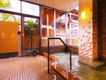 ■大浴場■リニューアルされたお風呂をお楽しみください♪夜と朝入れ替え制で4つの湯船♪