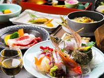金沢能登北陸の素材、旬を大切にした四季折々のお料理をお楽しみくださいませ。