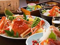 11月6日解禁!北陸の蟹。ブリや甘エビ、ノドグロも美味しい季節でございます。