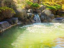 当館から車で3分「八峯苑鹿の湯温泉」は名湯