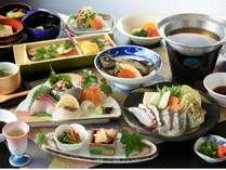【春の宿一押しプラン】海鮮しゃぶしゃぶとメバルの煮付会席